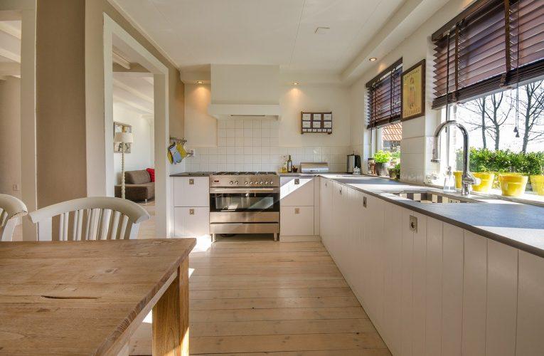 Uređenje male kuhinje